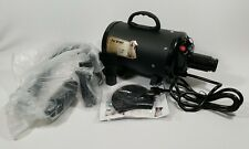 Portable Pet Hair Quick Grooming Dryer Open Box New 2800W FREE SHIP