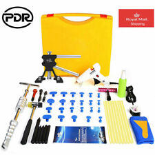 46x PDR Tools Paintless Hail Repair Dent Puller Lifter Car Body Hail Removal Kit
