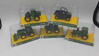 John Deere Tractor ERTL IRON set lot of 5 diecast