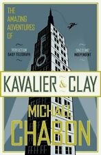 The Amazing Adventures of Kavalier & Clay,Michael Chabon
