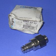 """Legris 5/8"""" Male Pipe Thread Fitting 9287 27 17 *New*"""