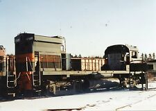 Z143 RP 2000 MC MAINE CENTRAL RAILROAD ENGINE #455 WATERVILLE YARD ME