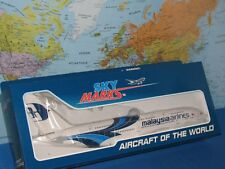 1/200 SKYMARKS MALAYSIA AIRLINES AIRBUS A380-800 W/GEAR AIRCRAFT MODEL BRAND NEW