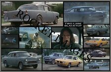 Two Lane Blacktop 55 Chevy! Movie Poster 11x17! Buy any 2 Posters Get 3rd FREE!!