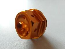 Aprilia Shiver 750 ABS 07 08 09 10 11 12 13 14 15 Tappo dell'olio 10A oro