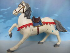 FIGURINE COLLECTION PAPO CHEVALIER CHEVAL CHATEAU 1999 -39