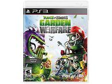Plants vs Zombies Garden Warfare PlayStation 3