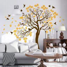 01444 Wall Stickers Adesivi Murali parete decoro muro piante Alberi 140x190  cm