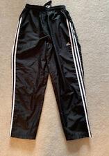 Womens S Adidas Climashell Windbreaker Pants EUC Adidas S Womens Black Pants