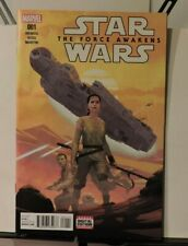 Star Wars The Force Awakens Adaptation #1-4  Aug 2016