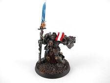 Brother - Bruder Captain der Grey Knights - bemalt Metall - 1