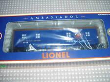Lionel # 19664 Ambassador Bunk Car with Interior Light