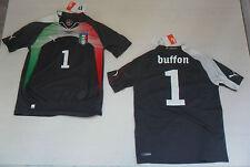 FW13 PUMA 10 años ITALIA BUFFON CAMISETA NIÑO PORTERO Camiseta junior SHIRT