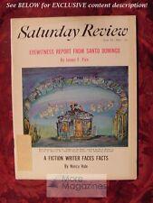Saturday Review June 12 1965 NANCY HALE SVIATOSLAV RICHTER PETER BART