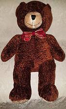 "TEDDY ROOSEVELT'S 100th ANNIVERSARY TEDDY BEAR 2001 DAN DEE COLLECTIBLE 28"" BEAR"