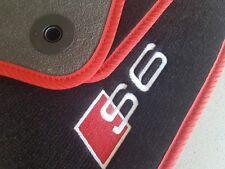 Floor mats Audi A6 C6 S6 4f