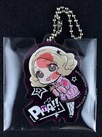 Persona 5 Pita! Deforme Acrylic Key Chain T-ARTS Noir Haru Okumura New