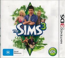 The Sims 3 Game Nintendo 3ds PAL &