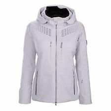 NEW Descente Ramsey insulated Ski Snowboard Women's Jacket D38-9605 White Size 6