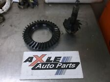 Us Gear Ring And 28 Spl Pinion 370 Ratio For Ford 9 Like New Gear Change