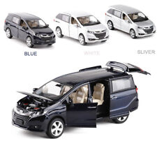 1:32 Honda Odyssey Diecast Model Car Kid Metal Alloy Pull Back Toy Sound & Light