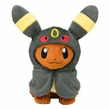 Pokemon Center Original Plush Doll Eevee Poncho Series BK