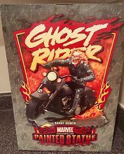 Bowen Designs Ghost Rider Marvel Comics Statue Rel 2004- MINT CONDITION!