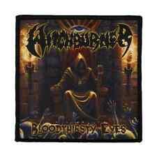 WITCHBURNER Patch BLOODTHIRSTY EYES Aufnäher ♫ Thrash Metal ♫