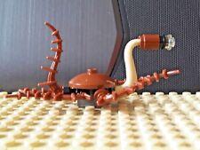 Lego Star Wars minifigura Dianoga tan neck set 10188 Death Star