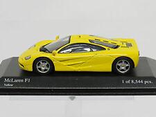 McLaren F1 Yellow 1/43 Minichamps Nr. 530133436