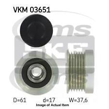 New Genuine SKF Alternator Freewheel Clutch Pulley VKM 03651 Top Quality
