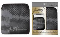 Tim Holtz - Travel Stamp Platform Protective Sleeve - 1712E - Tonic Studios