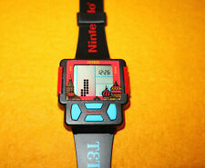 VINTAGE 1990s NINTENDO GAME WATCH PLAYS TETRIS WITH FULLY WORKING SOUND RETO