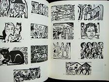 E. L. KIRCHNER DAS GRAPHISCHE WERK BAND 1-2, by Von Annemarie & Wolf-Dieter Dube