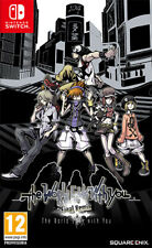 The World Ends With You Nintendo SWITCH IT IMPORT NINTENDO