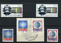 DDR - Briefmarkensatz - Fernsehturm 1969 - Gestempelt
