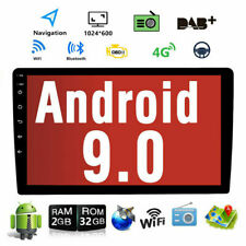 2DIN Android 9.1 2+32G 10.1''  Car FM Radio Stereo GPS Navigation WIFI Headunit