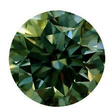Round Shaped Lab-Created Loose Diamonds