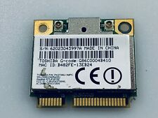V000180320 Toshiba L505D 802.11B/ G Wifi Wireless Card