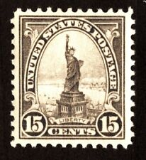 Kappysstamps Scott 566 $0.15 Statue Of Liberty Mint Never Hinged Xf-S (15519)