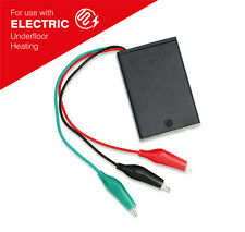 Floor Damage Sensor for Underfloor Heating Mats and Cables