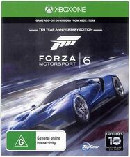 Forza Motorsport 6, 5 Exclusive Cars Pack, DLC Code Xbox ONE 1