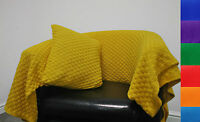 100% Cotton Large Sofa Throw Cover Heavy Quality, Wrap, Blanket !!!CLEARANCE!!!