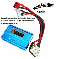 3x2S 2x3S Balance Charging Connection Wire Extension Plate for Imax B6 B6AC B8