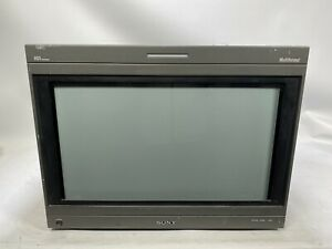 Sony BVM-D24 CRT monitor with BKM controller