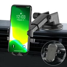 Car mount Holder 360° Universal Phone Car Holder Adjustable Suction Cup