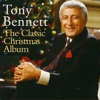 Tony Bennett - The Classic Christmas Album [CD]