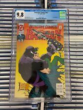 DETECTIVE COMICS #657 NM/MT 9.8 CGC Sam Kieth Kelly Jones Cover BATMAN