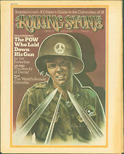 Rolling Stone Magazine #157 March 28 1974 Lou Reed Bob Dylan