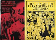 The League Of Extraordinary Gentlemen Lot Of 2 Bumper Compendium 1-2 & 3-4 Vf
